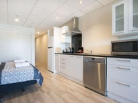 Apartment 2 Studio Kitchen