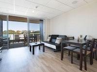 Apartment 2 Living Area