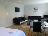 Garden Studio - Living area