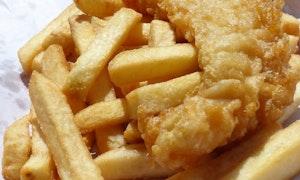 Fish & Chips in Waihi Beach
