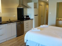 Superior Apartment Studio Kitchen